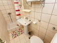 Bathroom 2 - Apartment A-11132-a - Apartments Vrbnik (Krk) - 11132