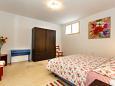 Bedroom 1 - Apartment A-11132-a - Apartments Vrbnik (Krk) - 11132
