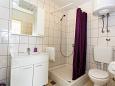 Bathroom - Apartment A-11132-b - Apartments Vrbnik (Krk) - 11132