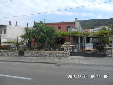 Property Selce (Crikvenica) - Accommodation 11133 - Apartments and Rooms with sandy beach.