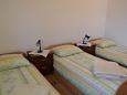 Bedroom 1 - Apartment A-11141-a - Apartments Velić (Zagora) - 11141