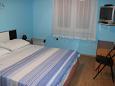 Ližnjan, Bedroom u smještaju tipa apartment, WIFI.