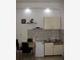 Split, Kitchen u smještaju tipa studio-apartment, WIFI.