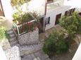 Courtyard Rabac (Labin) - Accommodation 11175 - Apartments with pebble beach.