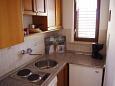 Kitchen 1 - Apartment A-11191-b - Apartments Drage (Biograd) - 11191