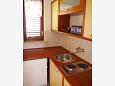 Kitchen 2 - Apartment A-11191-b - Apartments Drage (Biograd) - 11191