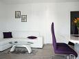 Grebaštica, Living room u smještaju tipa apartment, dopusteni kucni ljubimci i WIFI.
