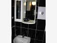 Bathroom - Studio flat AS-11224-a - Apartments Makarska (Makarska) - 11224