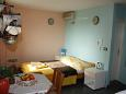 Bedroom - Studio flat AS-11224-a - Apartments Makarska (Makarska) - 11224