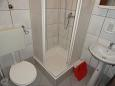 Bathroom - Studio flat AS-11231-a - Apartments Okrug Gornji (Čiovo) - 11231