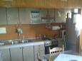 Brodarica, Kitchen u smještaju tipa apartment, WIFI.
