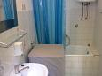 Bathroom - Apartment A-1124-a - Apartments Arbanija (Čiovo) - 1124