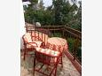 Balcony - House K-11240 - Vacation Rentals Starigrad (Paklenica) - 11240