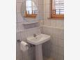 Bathroom - Room S-11242-a - Apartments and Rooms Novigrad (Novigrad) - 11242