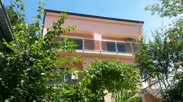 Property Crikvenica (Crikvenica) - Accommodation 11247 - Apartments with pebble beach.