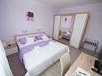 Split, Bedroom 1 u smještaju tipa apartment, dostupna klima i WIFI.