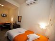 Split, Bedroom 2 u smještaju tipa apartment, dostupna klima i WIFI.