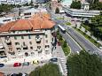 Split, Split, Parking lot 11252 - Apartments with sandy beach.