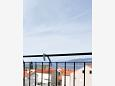 Balcony - view - Apartment A-11254-a - Apartments Supetar (Brač) - 11254