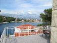 Terrace - view - Apartment A-11259-a - Apartments Puntinak (Brač) - 11259