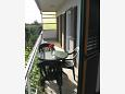 Balcony - Apartment A-11262-a - Apartments Brodarica (Šibenik) - 11262