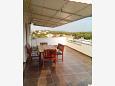 Terrace - Apartment A-11273-a - Apartments Seget Vranjica (Trogir) - 11273