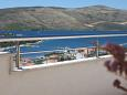 Terrace - view - Apartment A-11273-a - Apartments Seget Vranjica (Trogir) - 11273