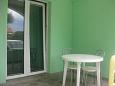 Balcony - Apartment A-11274-a - Apartments Podaca (Makarska) - 11274