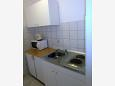 Kitchen - Studio flat AS-11274-a - Apartments Podaca (Makarska) - 11274
