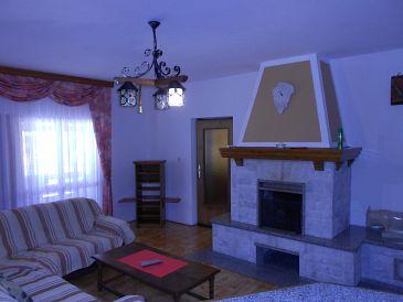 Orihi, Living room 1 u smještaju tipa house, dostupna klima i WIFI.