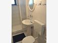 Stomorska, Bathroom u smještaju tipa apartment, WIFI.