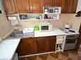 Kitchen - Apartment A-11300-a - Apartments Splitska (Brač) - 11300