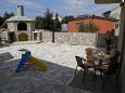 Terrace - view - Apartment A-11304-b - Apartments Jezera (Murter) - 11304