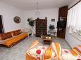 Living room - Apartment A-1131-a - Apartments Marušići (Omiš) - 1131