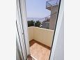 Balcony - Apartment A-1131-d - Apartments Marušići (Omiš) - 1131