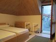 Bedroom - Studio flat AS-11319-b - Apartments Jelsa (Hvar) - 11319