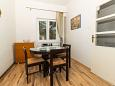 Biograd na Moru, Dining room u smještaju tipa apartment, WIFI.