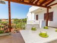 Terrace - view - Apartment A-11327-c - Apartments Biograd na Moru (Biograd) - 11327