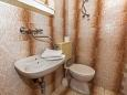 Bathroom - Studio flat AS-11327-a - Apartments Biograd na Moru (Biograd) - 11327