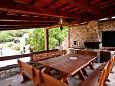 Terrace - House K-11328 - Vacation Rentals Bajići (Makarska) - 11328