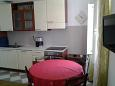 Dining room - Apartment A-11335-a - Apartments Podgora (Makarska) - 11335