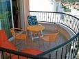 Balcony - Apartment A-11347-b - Apartments Ražanj (Rogoznica) - 11347
