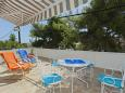 Terrace - Apartment A-11353-a - Apartments Uvala Nova (Korčula) - 11353