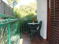 Balcony - Apartment A-11356-a - Apartments Jadrija (Šibenik) - 11356
