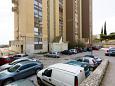 Split, Split, Parking lot 11367 - Apartments with pebble beach.
