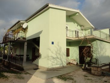 Property Starigrad (Paklenica) - Accommodation 11368 - Apartments with pebble beach.