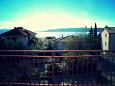 Balcony - view - Apartment A-11375-a - Apartments Novi Vinodolski (Novi Vinodolski) - 11375