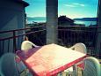 Balcony - Apartment A-11375-b - Apartments Novi Vinodolski (Novi Vinodolski) - 11375