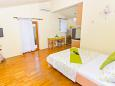 Bedroom - Studio flat AS-11377-a - Apartments Rovinj (Rovinj) - 11377