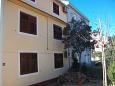 Property Biograd na Moru (Biograd) - Accommodation 11380 - Apartments with pebble beach.